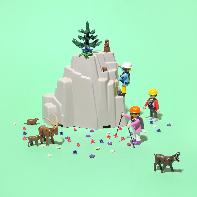 Webdesign Playmobil